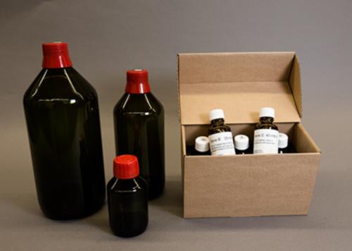 Testtinten Packgroessen nach Bedarf
